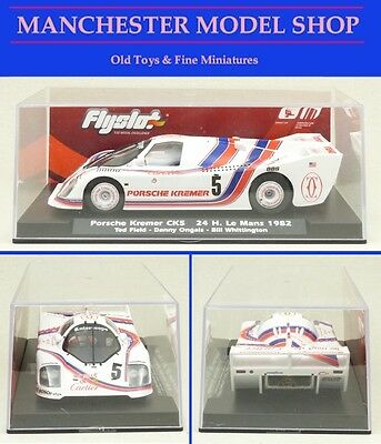 Fly 060101 1:32 Porsche Kremer CK5 Le Mans 24 hours Cartier NEW BOXED & SEALED