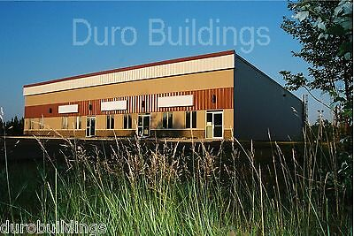 DuroBEAM Steel 60x60x20 Metal Building Kits Industrial Prefab Structures DiRECT