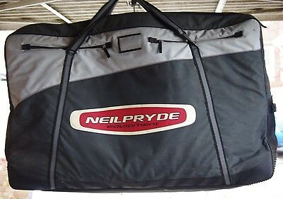 Job Lot - NeilPryde Bike Bag, wheel bags and Campagnolo front wheel