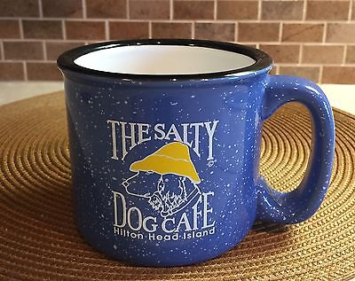The Salty Dog Cafe HHI Mug