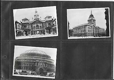 Ardath - Real Photographs Of Famous Landmarks - 3 Large Cards