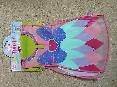 Little Fairy Apron Wipe Clean Age Approx 3-7