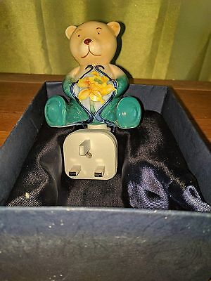 Old Tupton Ware Night Light (bluebox)