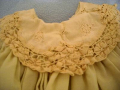 Beautiful, Antique/Vintage  Baby Dress, Cleam heavy Lace LOVELY ...