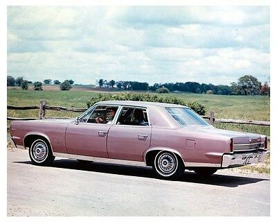 1967 AMC Rambler Ambassador 990 ORIGINAL Factory Transparency ouc2732