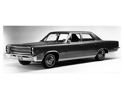 1967 AMC Rambler Ambassador 990 ORIGINAL Factory Photo ouc2787