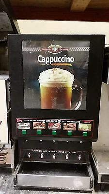 Cecilware 5 Flavor Cappuccino/Hot Chocolate Machine Tested Ready to Use