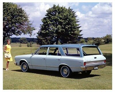 1967 AMC Rambler American 440 ORIGINAL Factory Transparency ouc2736