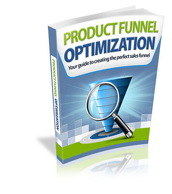 eBook-PDF Master Resell Rights. Product Funnel Optimization