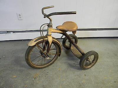 Vintage Antique Colson Tricycle USA Kids bicycle