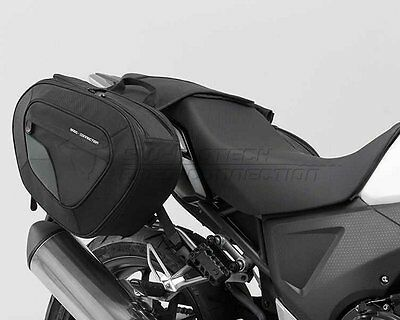 Saddlebag Set Blaze 1680 Ballistic Nylon. Honda CB 500 X (13-).