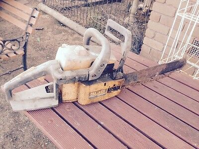 Husqvarna PARTNER Chainsaw Collectable