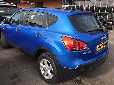 2007 Nissan Qashqai Visia 2Wd 2 F/owner, Very Very Nice Indeed, Fabulous Spec