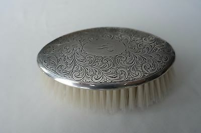 Vintage Birks Sterling Silver Brush