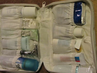 Emirates Airlines  Business Class Amenity Packed With Items Brand New