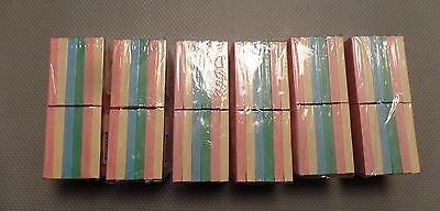Post-It Sticky Notes 3x3, Assorted Colors, 7200 Total Sheets 72 pads Made in USA