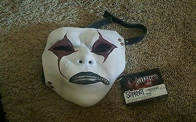 Slipknot James Mask and Slipknot Lunchbox