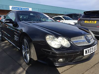 2003 Mercedes Sl55 Amg 5.4 V8 Kompressor, **mega Mega Spec & Options** Lovely!