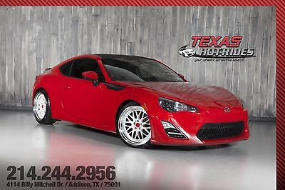 2013 Scion FR-S With Upgrades 2013 Scion FRS With Upgrades FR-S AE86 Coupe,  Automatic, JDM!