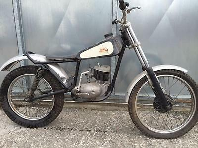 Bsa Bantam Barn Find Project Pre 65 Trials Drayton Tyre £1695 Offers Px
