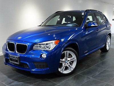 2013 BMW X1 xDrive35i 2013 BMW X1 xDRIVE3.5i HEATED-STS M-SPORT/PREMIUM/LIGHTING-PACKAGE PANO MSRP$47k