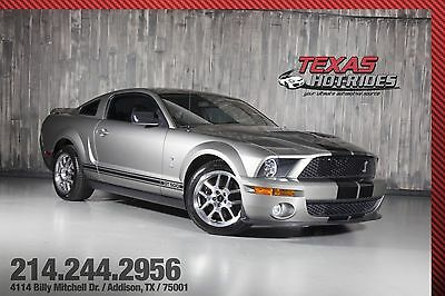 2008 Ford Mustang Shelby GT500 2008 Ford Mustang Shelby GT500 Coupe! Supercharged 5.4L v8! WOW!