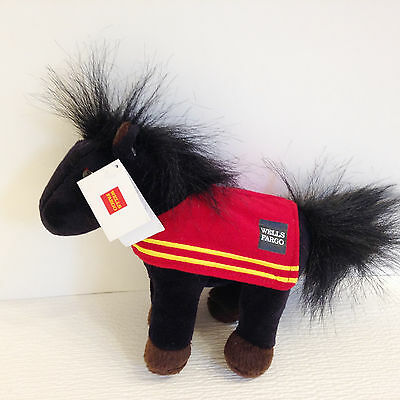 "Wells Fargo Bank Mini Legendary Pony- 5"" MIKE 2016 Collectible Horse w/Tags"