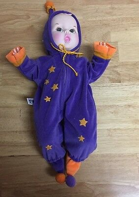 """17"""" GERBER BABY DOLL 1979 w/ GOOGLY EYES marked Gerber Products Co"""