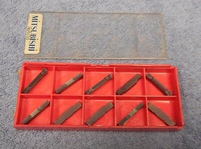 Mitsubishi   Carbide Inserts   Gy20400G040N-Ms   Grade  Vp20Rt    Pack Of 10