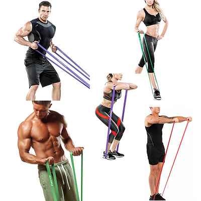FREETOO Resistance Stretch Exercise Pull up Rubber Bands for Men, Women Workout