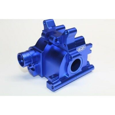 Ice Racing Losi 5ive Alloy Rear Diff Case Blue Finish suit also KM Rovan 30N
