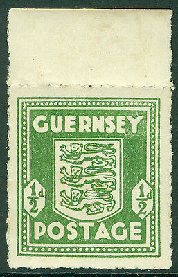 Sg1e, ½d olive-green, UNMOUNTED MINT. Cat £45.