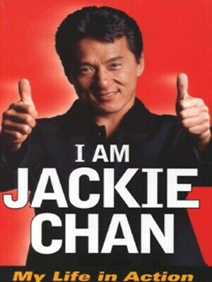 I am Jackie Chan: my life in action by Jackie Chan (Paperback)