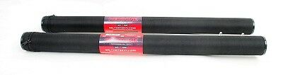 Lot of 2 Redbone 9ft. IM7 Graphite #9 Weight Saltwater Fly Fishing Rods, NEW