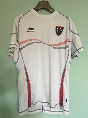 Men's Toulon Player Burrda Training Shirt White Large