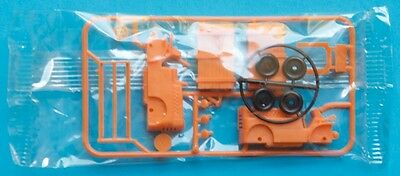 R&L 1970s Kellogg - PLAY HARBOUR - FORK LIFT FORKLIFT plastic cereal toy kit MIB