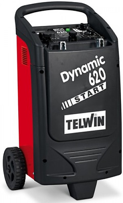 Charger Telwin Carrellato Dynamic 620 Start 12-24 V Electrical Tools