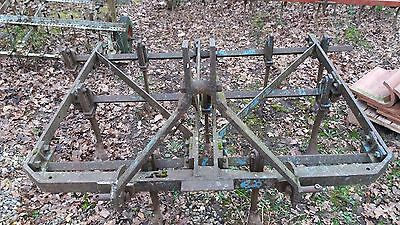 9 Tine Cultivator 6ft