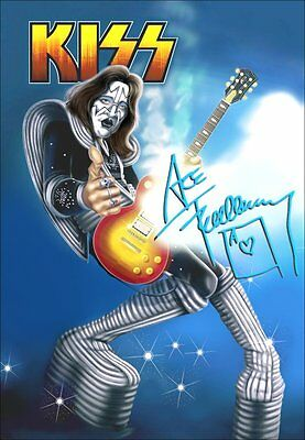 KISS Collectibles - Ace Frehley Caricature Stand-Up Display