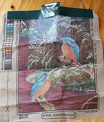 Anchor Tapestry - The Kingfishers - MC158