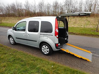 2011 Renault Kangoo 1.6 *ONLY 14K* WHEELCHAIR ACCESSIBLE DISABLED ACCESS WAV