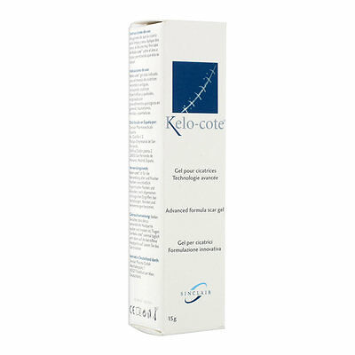 Kelocote Gel Pour Cicatrices Silicone 15G