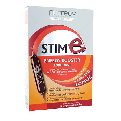 Nutreov Stim Energy Booster 20 Ampoules