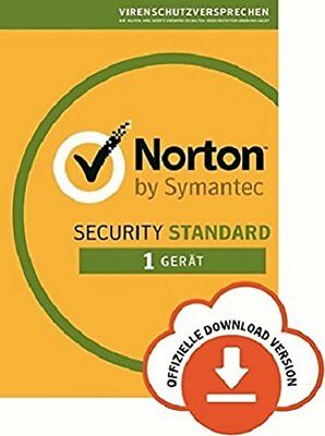 NORTON Internet SECURITY 2018 1 PC / Gerät * 2019