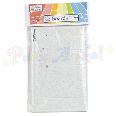 CelCraft Celcakes CELBOARD Cel Board -Sugarcraft Cake Decorating Sugar Modelling
