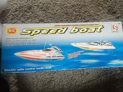 radio controlled Electric Power Racing Boat
