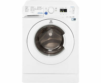 Indesit Innex XWA81252XW 8KG 1200 Spin Washing Machine