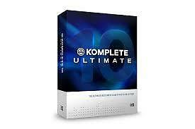 Native Instruments Komplete 10 Ultimate - full version
