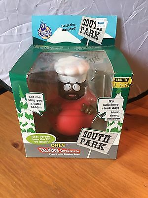 South Park Talking Desk Mate - Chef