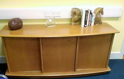 Executive Office Furniture in polished cherrywood